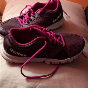Woman's running sneakers
